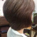 残っていた縮毛矯正毛も、やっと取れていい感じに・・・
