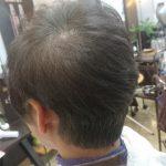 縮毛も薄毛もヘナとカットできまり!・・・(◎>∀<◎)
