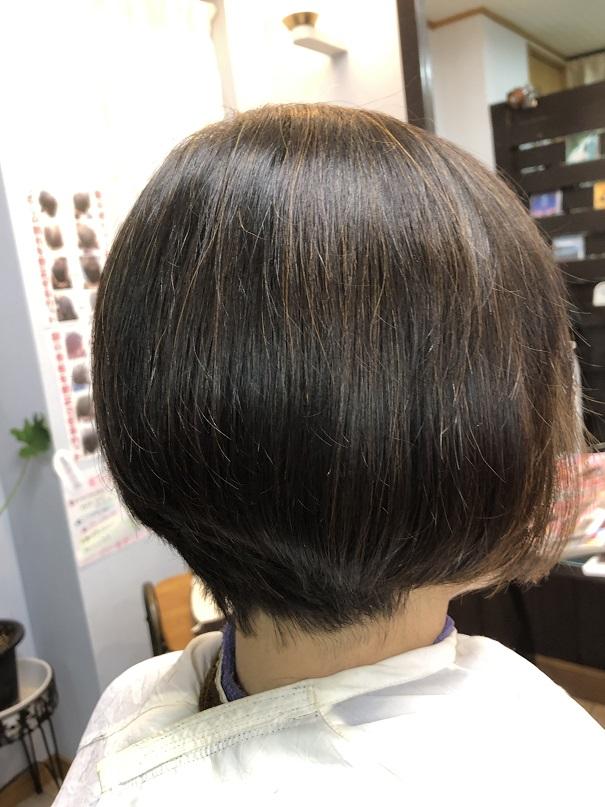髪がまとまらないと思ったら…3か月も過ぎてました σ(^_^;)アセアセ…