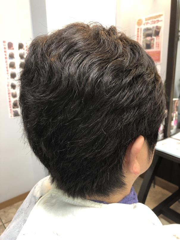 #髪のウネり #癖が強い #くせ毛さんはショートヘアーがおすすめ!