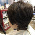 くせ毛が落ち着く長さがあります♪