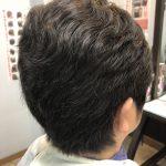 #髪のウネり#癖が強い#くせ毛さんはショートヘアーがおすすめ!