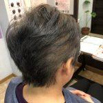 くせ毛はヘナとキュビズムカットでまとまります