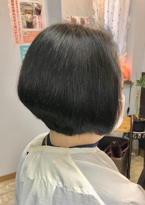 くせ毛がだんだん気にならなくなって来る~~