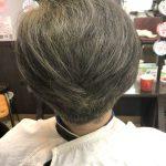 ボリュームアップと白髪染め、同時に出来るのがヘナですd(^^*)