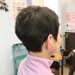 くせ毛も頭の凸凹もカットで修正💕